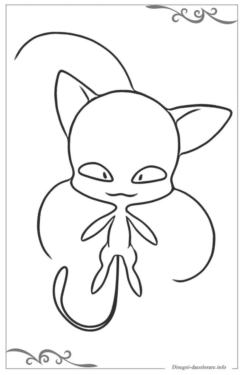 Disegni Da Stampare E Colorare Pigiamini Coloriage Ladybug