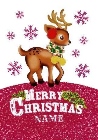 Cute Reindeer Personalised Christmas Card #funkyreindeer Cute Reindeer Personalised Christmas Card | Funky Pigeon #funkyreindeer Cute Reindeer Personalised Christmas Card #funkyreindeer Cute Reindeer Personalised Christmas Card | Funky Pigeon #funkyreindeer