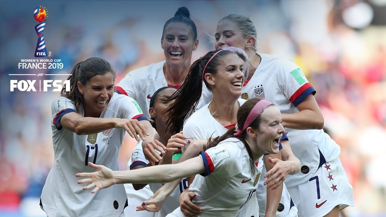 90 In 90 United States Vs Netherlands Fifa Women S World Cup Soccer World World Cup