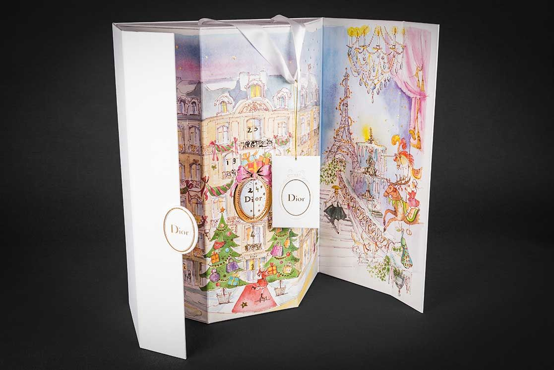 Calendrier De Lavent Dior 2019.Pin On Xxpackingxx