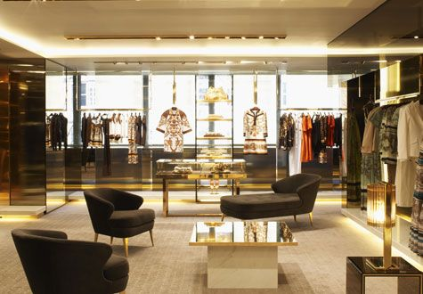 Fashion Gucci StoreRetail ArchitectureWallpaper MagazineMagazine DesignStore