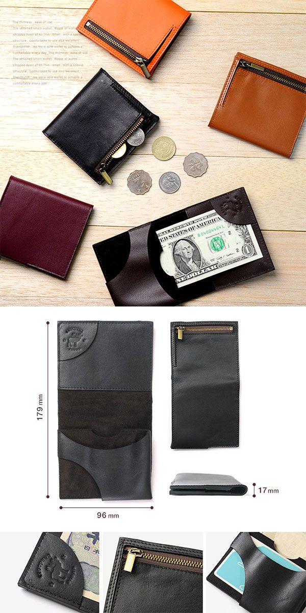 b3549eef6d27 賢く収納、コンパクトでかわいい財布。厚みの薄い財布で毎日が変わる ...
