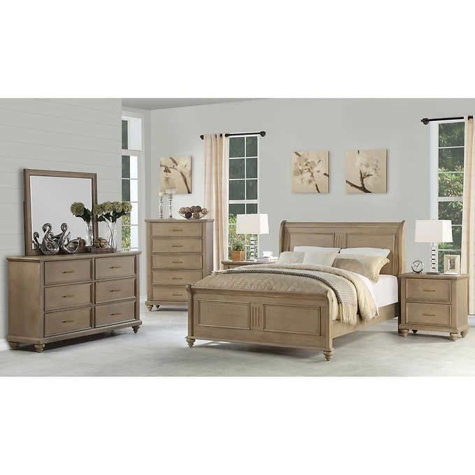 cami 6piece king bedroom set  king bedroom sets king