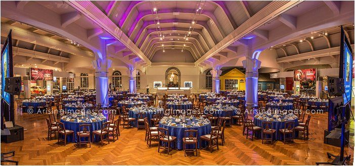 Henry Ford Museum. Decor for a large corporate event. #party #business #decor