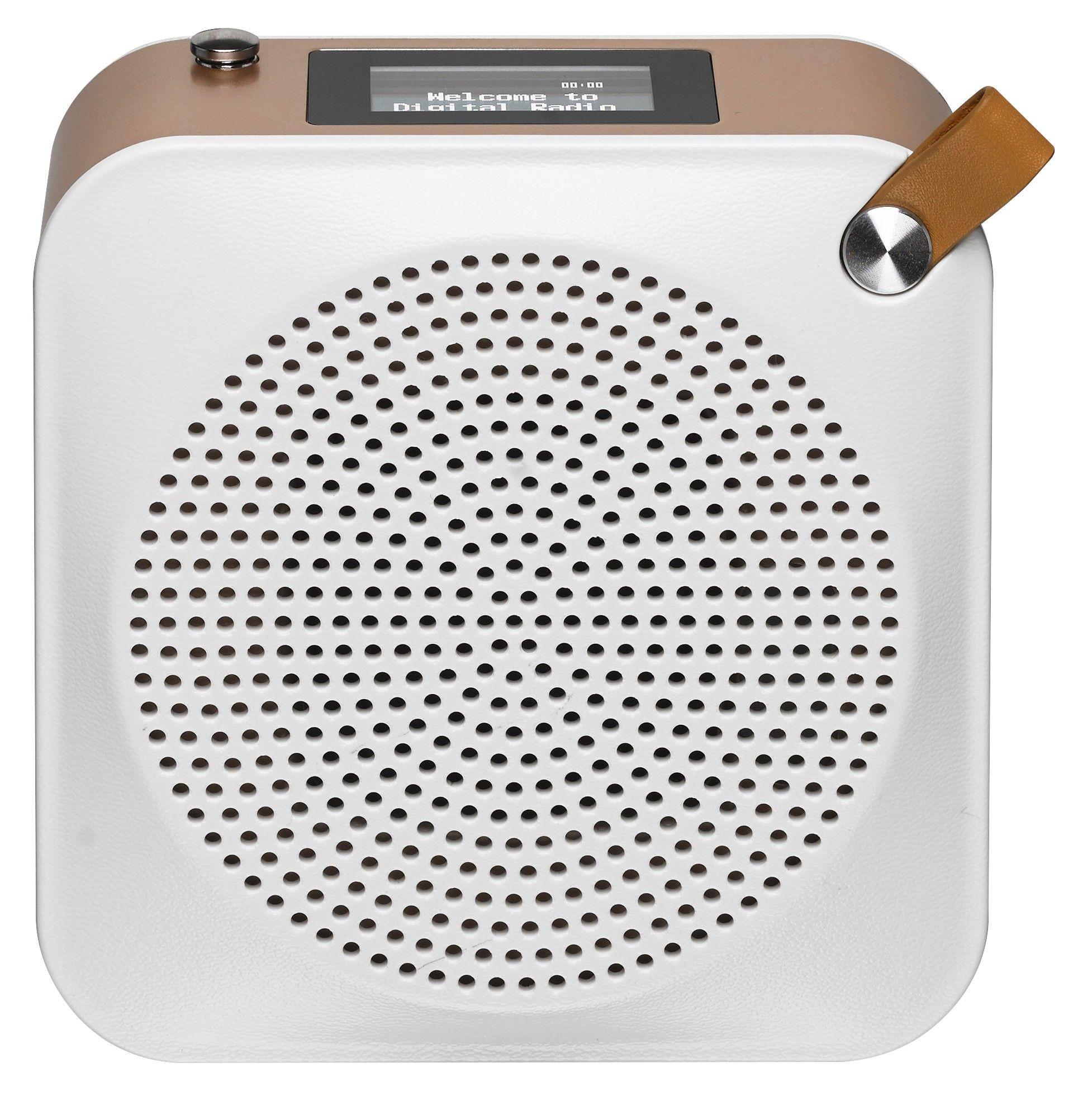 Populære Sandstrøm Constellation Aria DAB+/FM radio (champagne) - Radio JQ-88