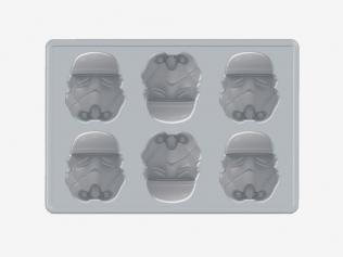 Molde para hielos Stormtrooper