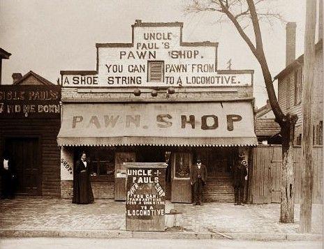 1899 Pawnshop Vintage Life