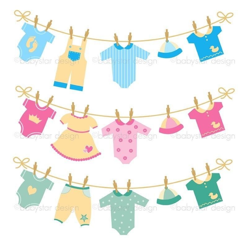 3cfb9dae6 baby shower clip art
