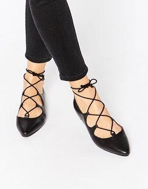 Zapatos de punta abierta formales Warehouse para mujer IPVcy