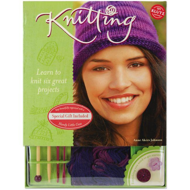 Knitting Book /& Kit