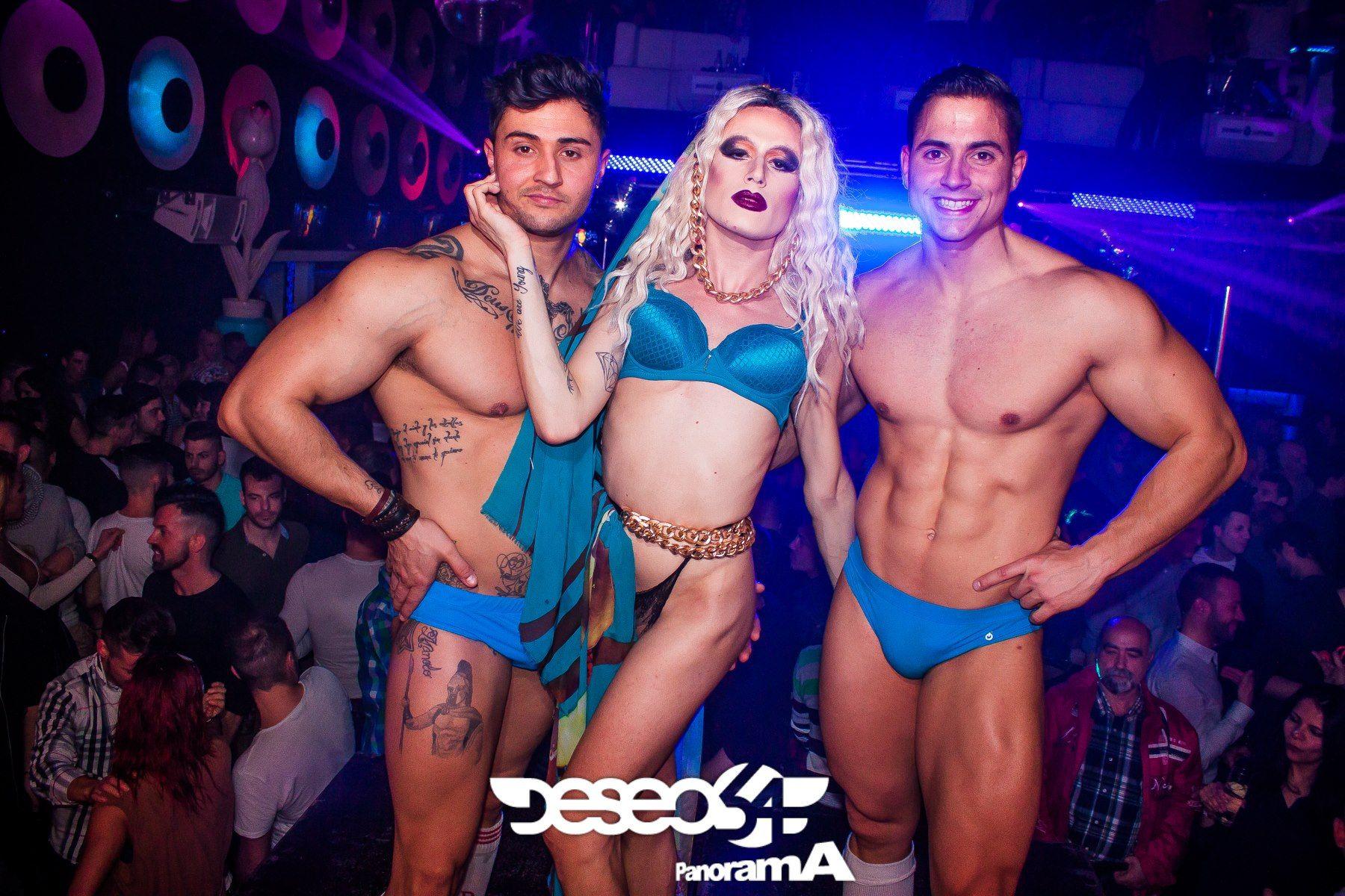 fiesta gay fiestas