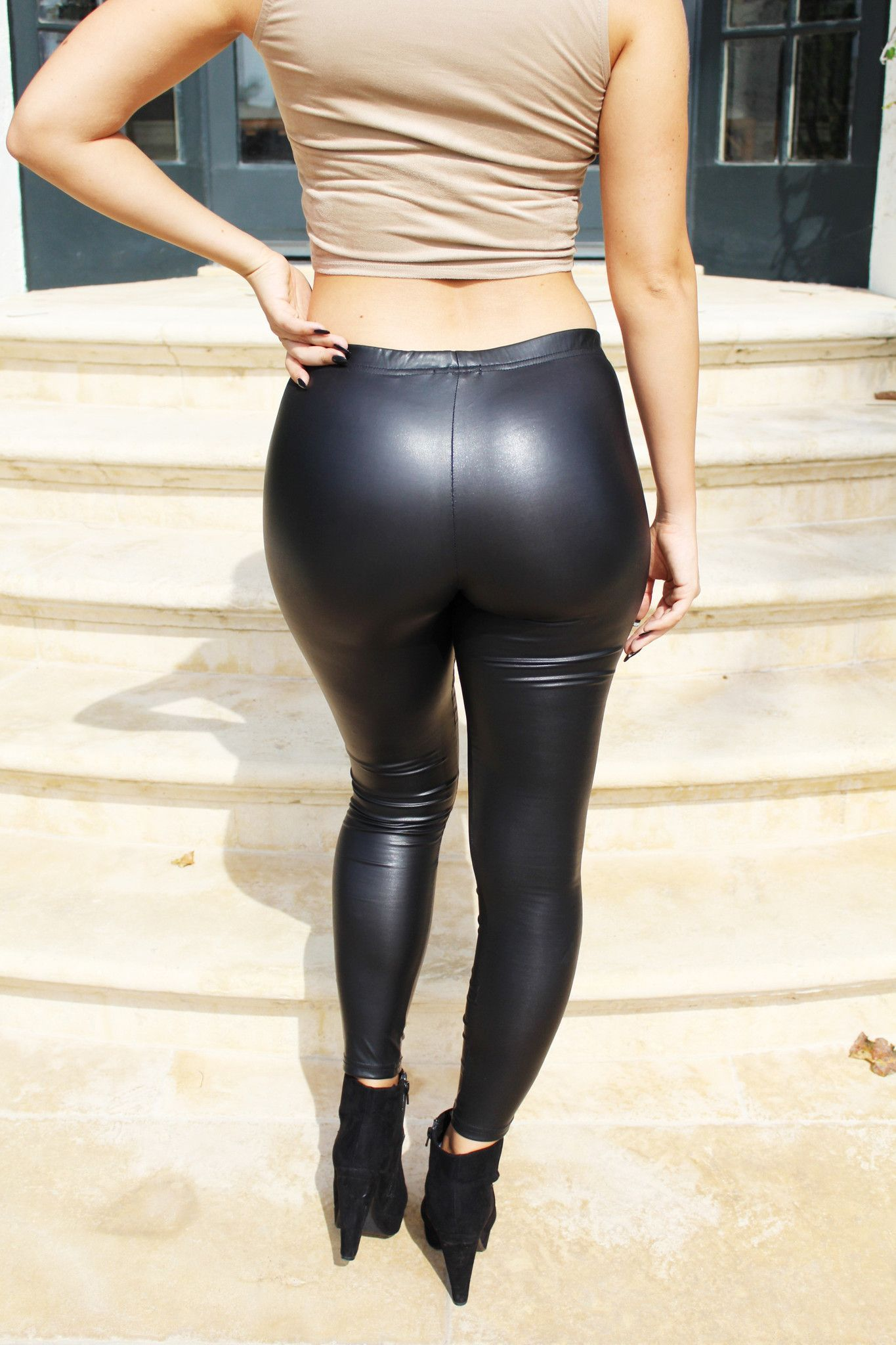 Big ass leather