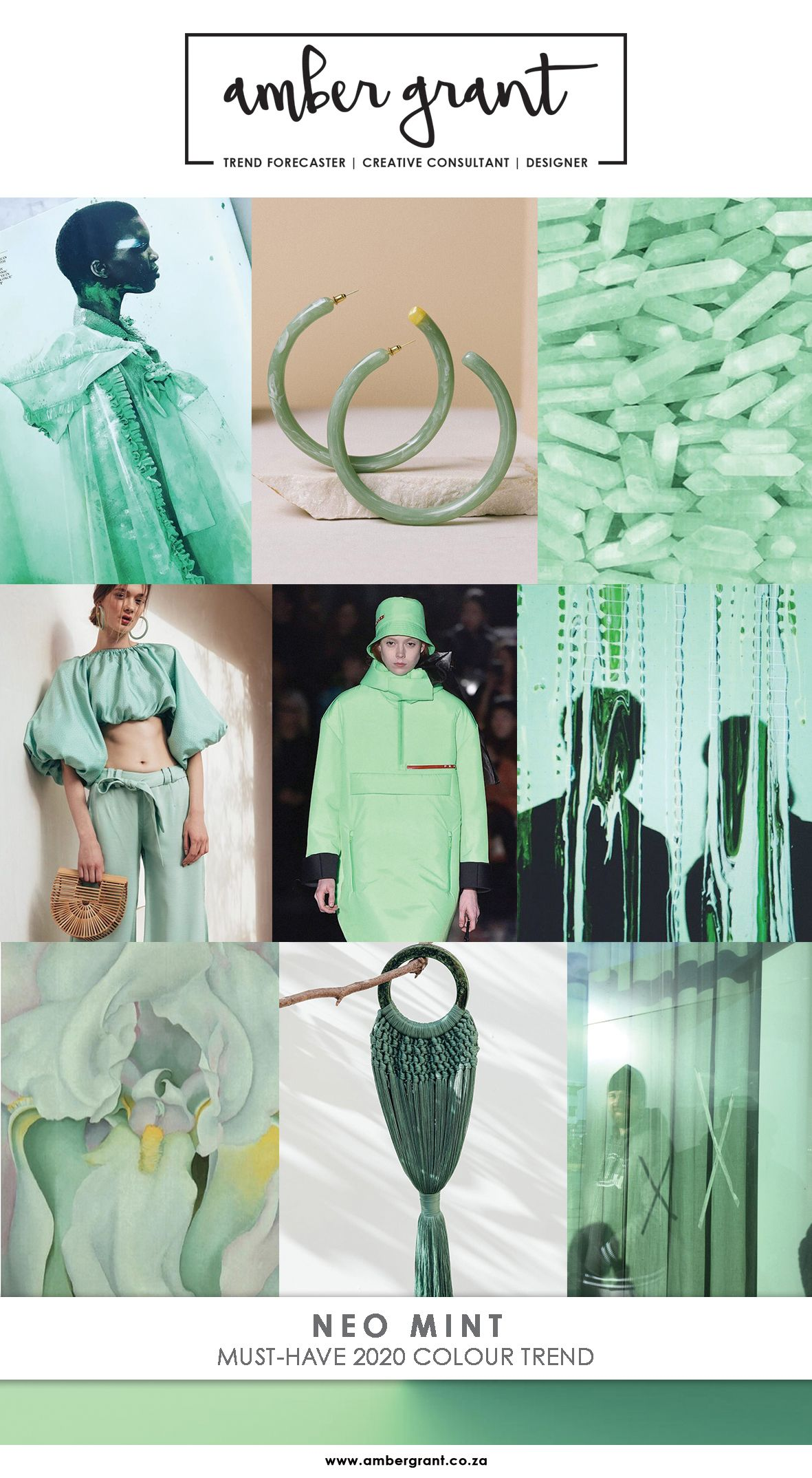 Image result for mint green trend 2019