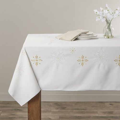 Found It At Wayfair Ca Neve Tablecloth With Images
