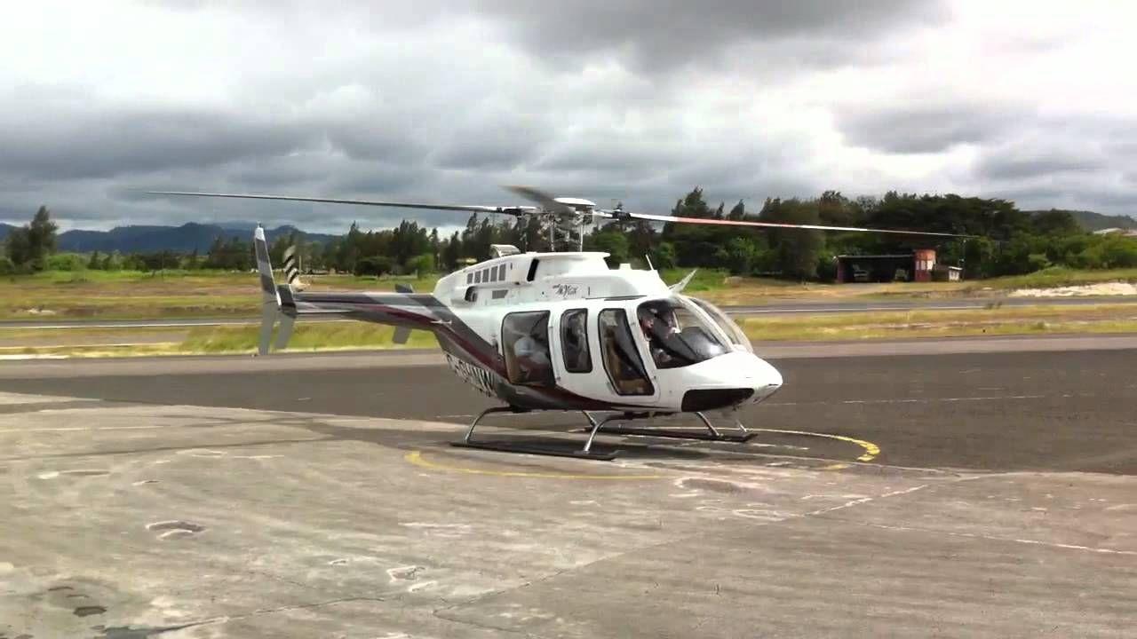 Bell 407 GX at Divesa