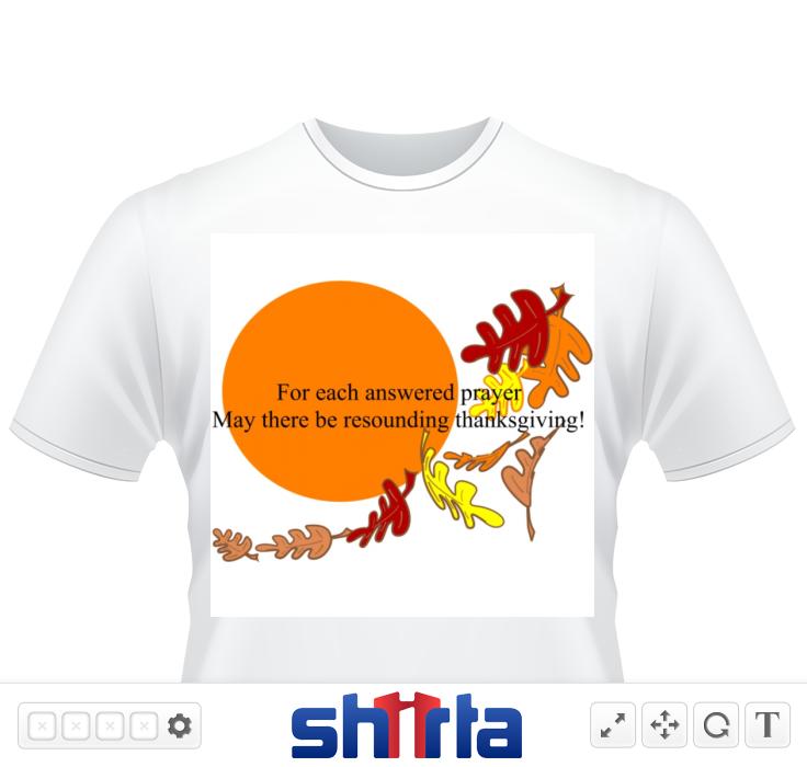 design for thanksgiving