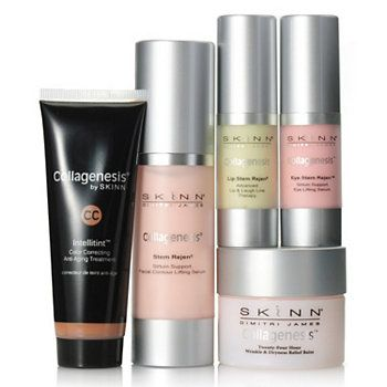 Skinn Cosmetics Five-Piece Ultimate Defense Collection