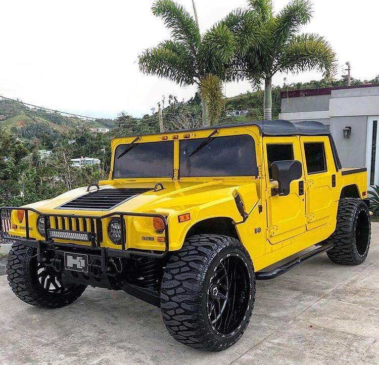 Tuning Parts For H1 H2 H3 On Instagram My Friend S Amazing Hummer H1 On 24x14 Wheels From Puerto Rico Miguel9023 Hummer H1 Hummer Cars Hummer