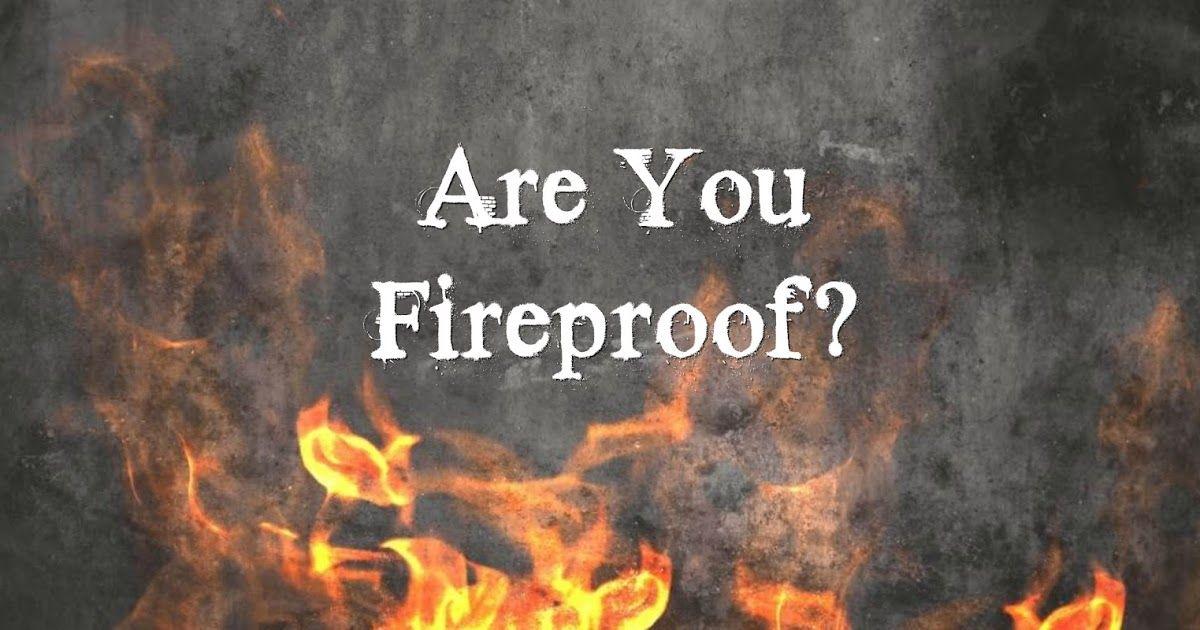 Are you fireproof revelation 2168 basement flooring