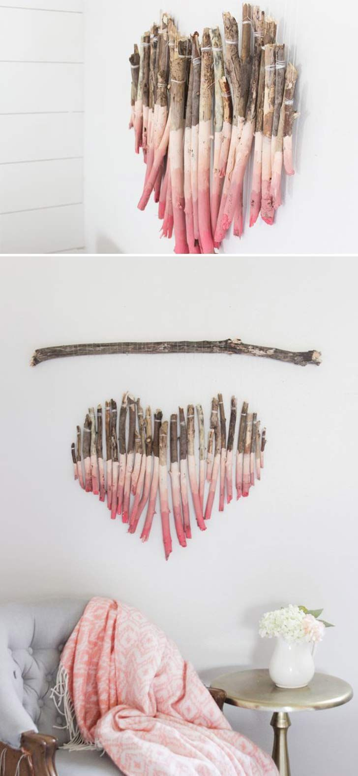 50 Home Decor DIY Crafts and Ideas You Can Easily Complete | Art ...
