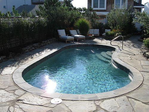 Inground Spa Pools In Ohio Rainbow Pools And Spas