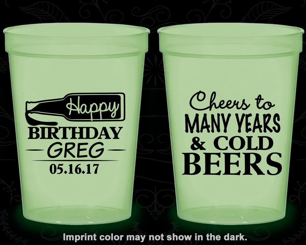 Medium Of Happy Birthday Cheers