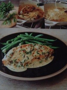 Nigella Lawson's Tarragon Chicken- All you really need to know here is: Tarragon = Human Catnip. My #1 all-time favorite chicken recipe & a perfect date night dinner IN.