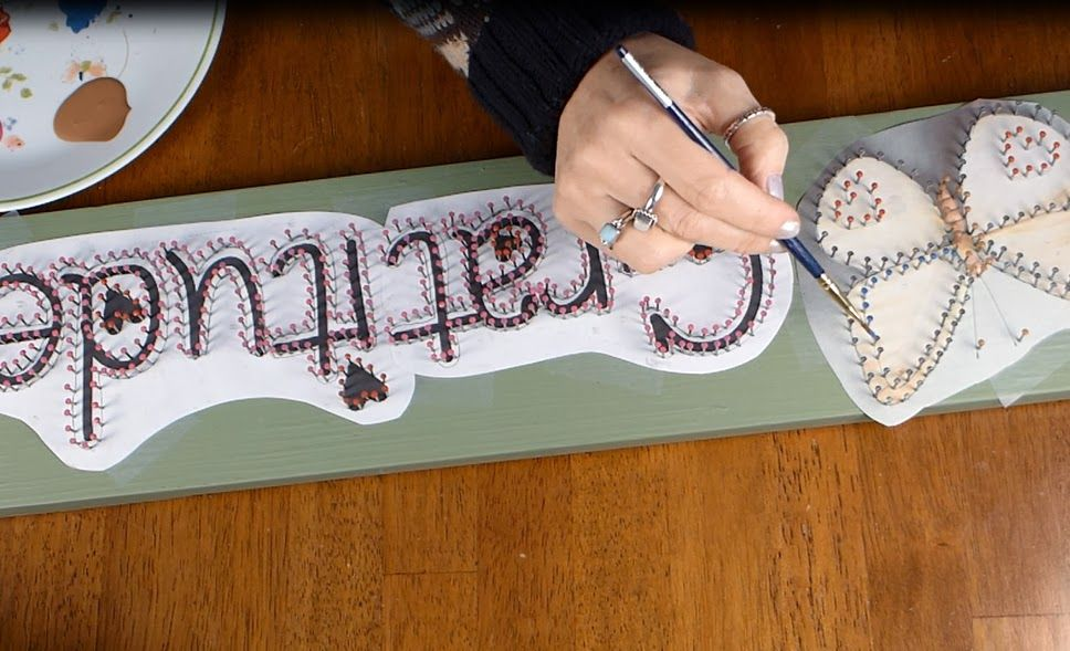 This is a step-by-step tutorial on how to do string art. String art is a craft that is easy and fun. You can be so creative with it and t...