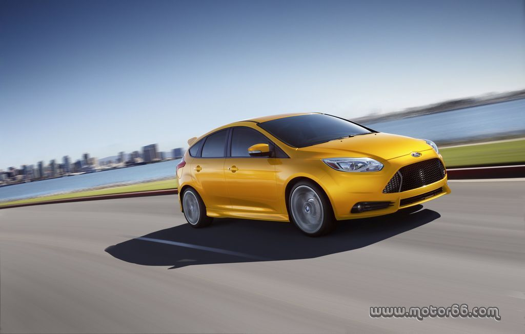 Ford Focus ST Ford focus, Ford, Motores