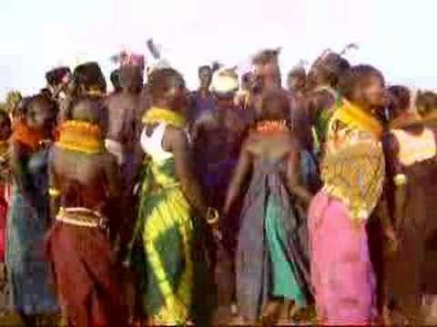 Turkana Dancing