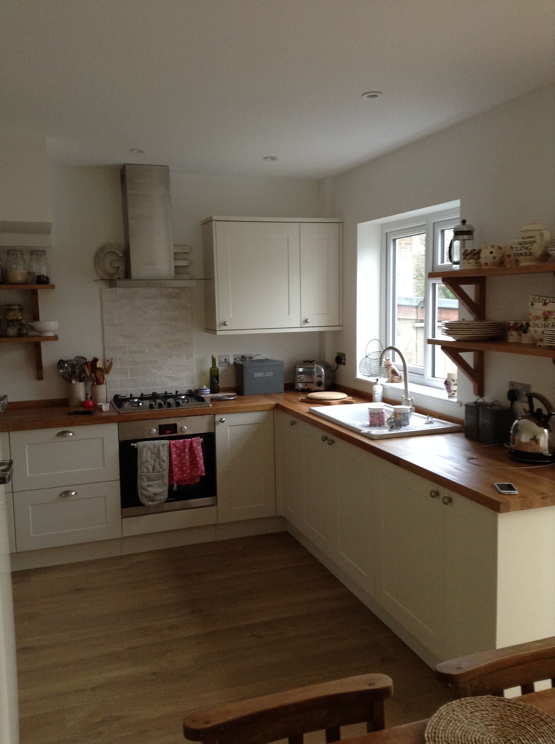howdens burford ivory kitchen house ideas pinterest. Black Bedroom Furniture Sets. Home Design Ideas