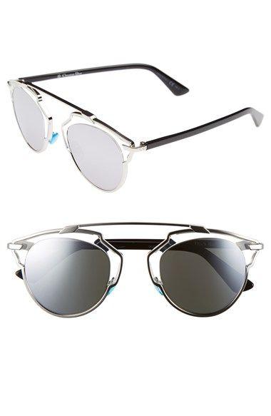 Dior  So Real  48mm Sunglasses  453b9ec0082