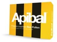 Apibal uses a revolutionary 'freeze-cracking' process that delicately opens every pollen shell at a low enough temperature to avoid destroying any of the goodness inside. Making Apibal 100% digestible.