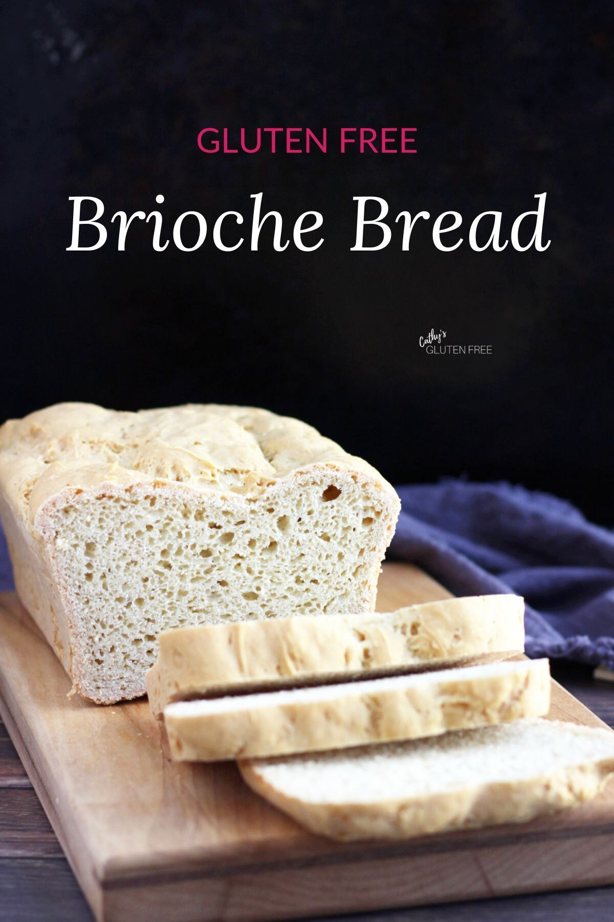 Gluten Free Brioche Bread Recipe In 2020 Brioche Bread Bread Recipes With Yeast