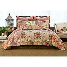 image of Tracy Porter® Poetic Wanderlust® Wish Quilt in Peach | my ... : tracy porter bronwyn quilt - Adamdwight.com