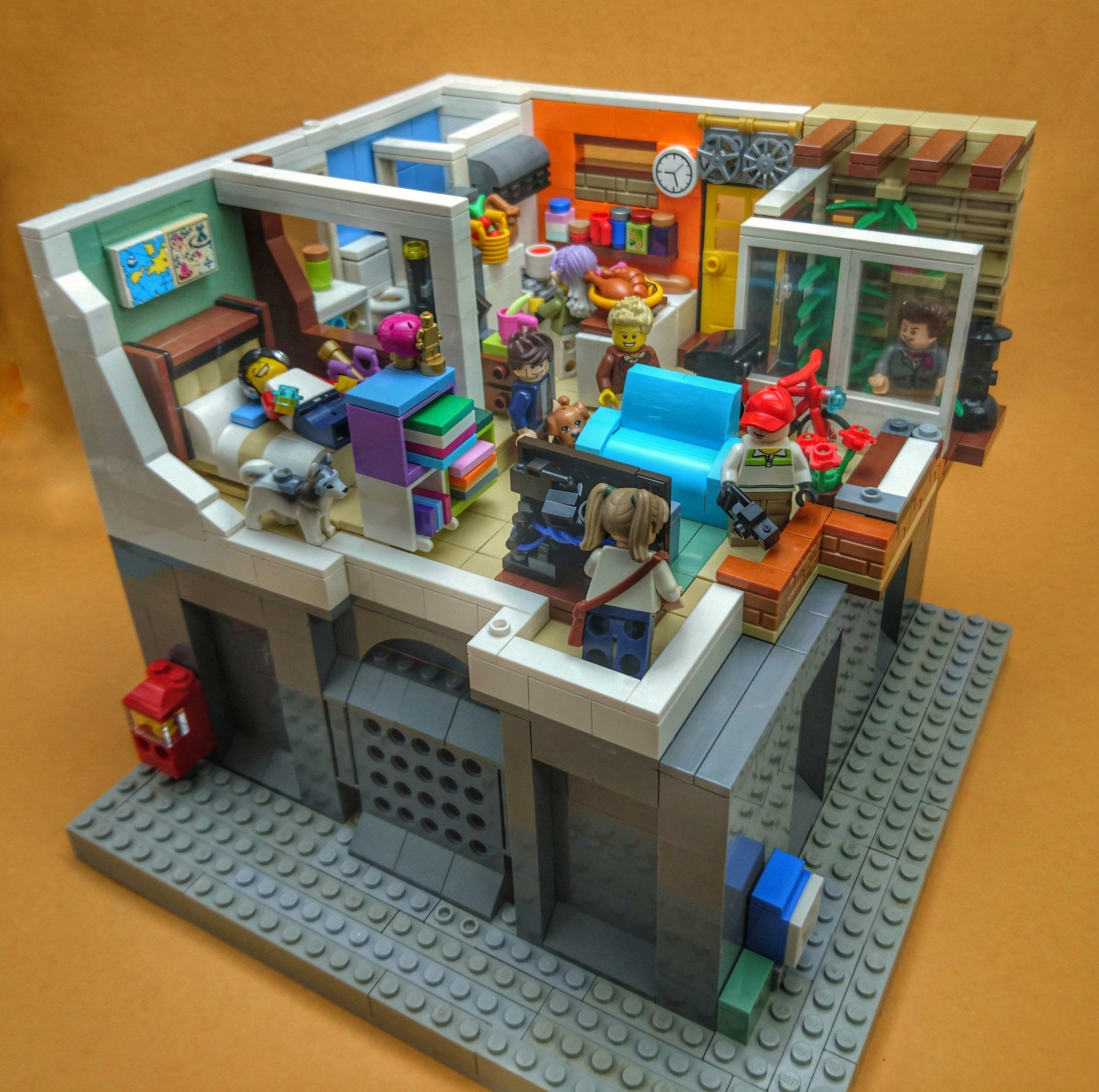 modular interior | lego ideen | pinterest | lego ideen, lego und ideen