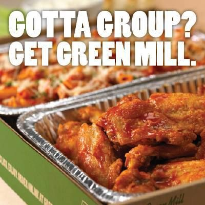 Green Mill has found catering success and so can you...