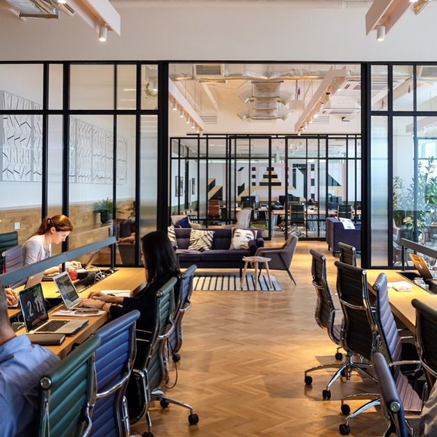 Commonground coworking space at wisma uoa damansara