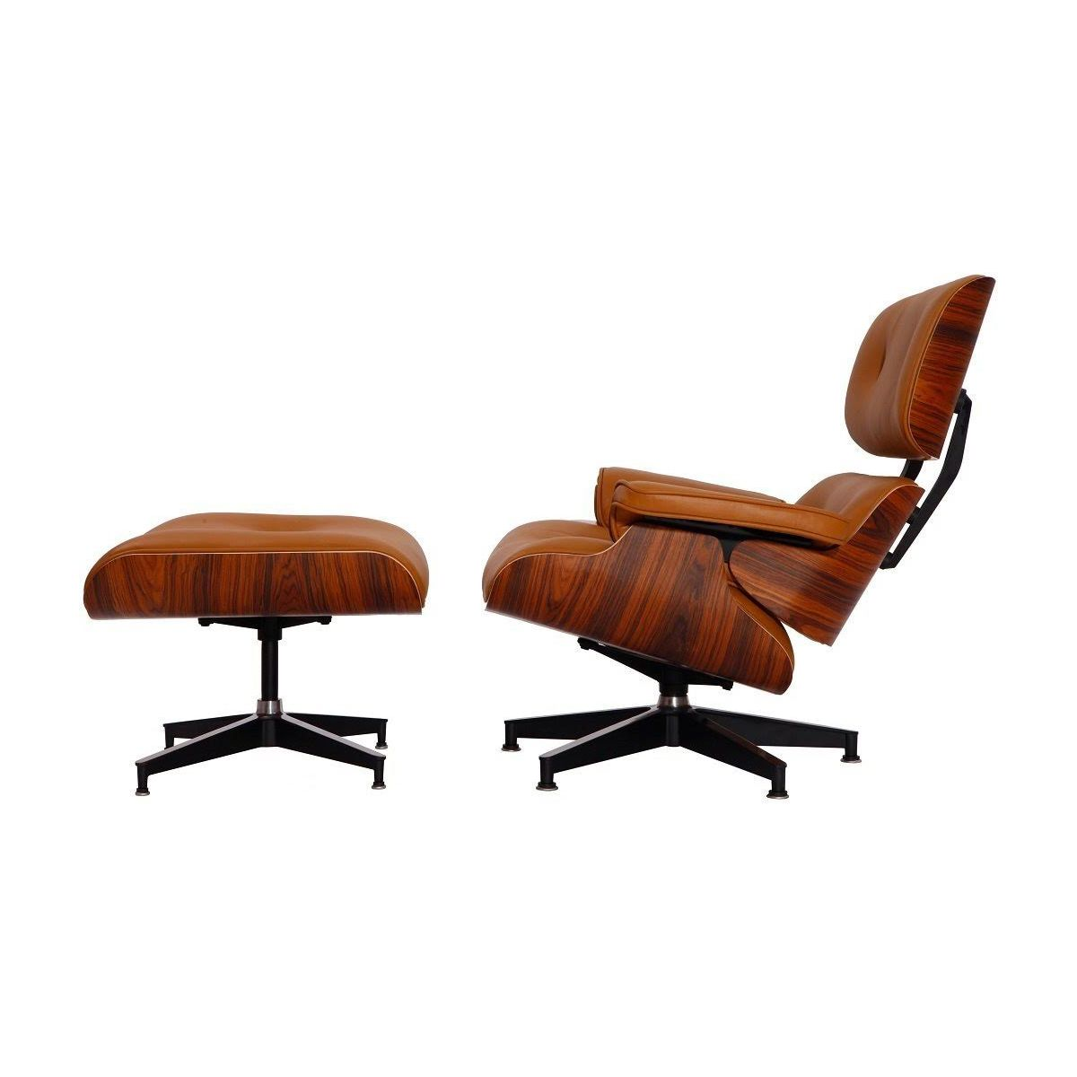 Eames Chair Replica   Lounge Chair U0026 Ottoman | Modterior