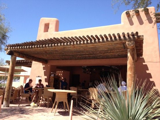 Mexican style patio. My inspiration for my own Casa ... on Mexican Patio Ideas id=62374