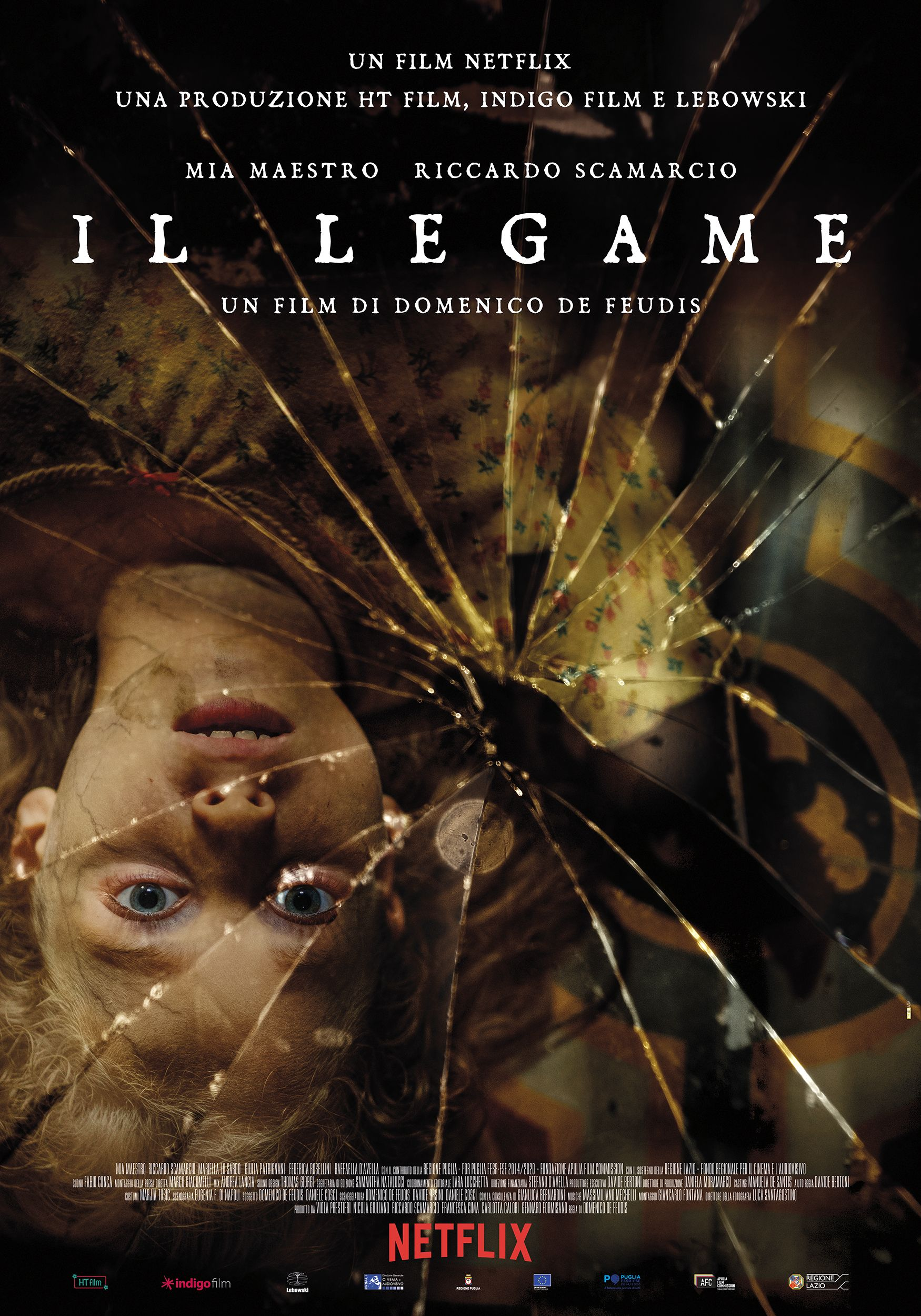 The Binding Horror Movie From Italy Netflix Horror Netflix Film