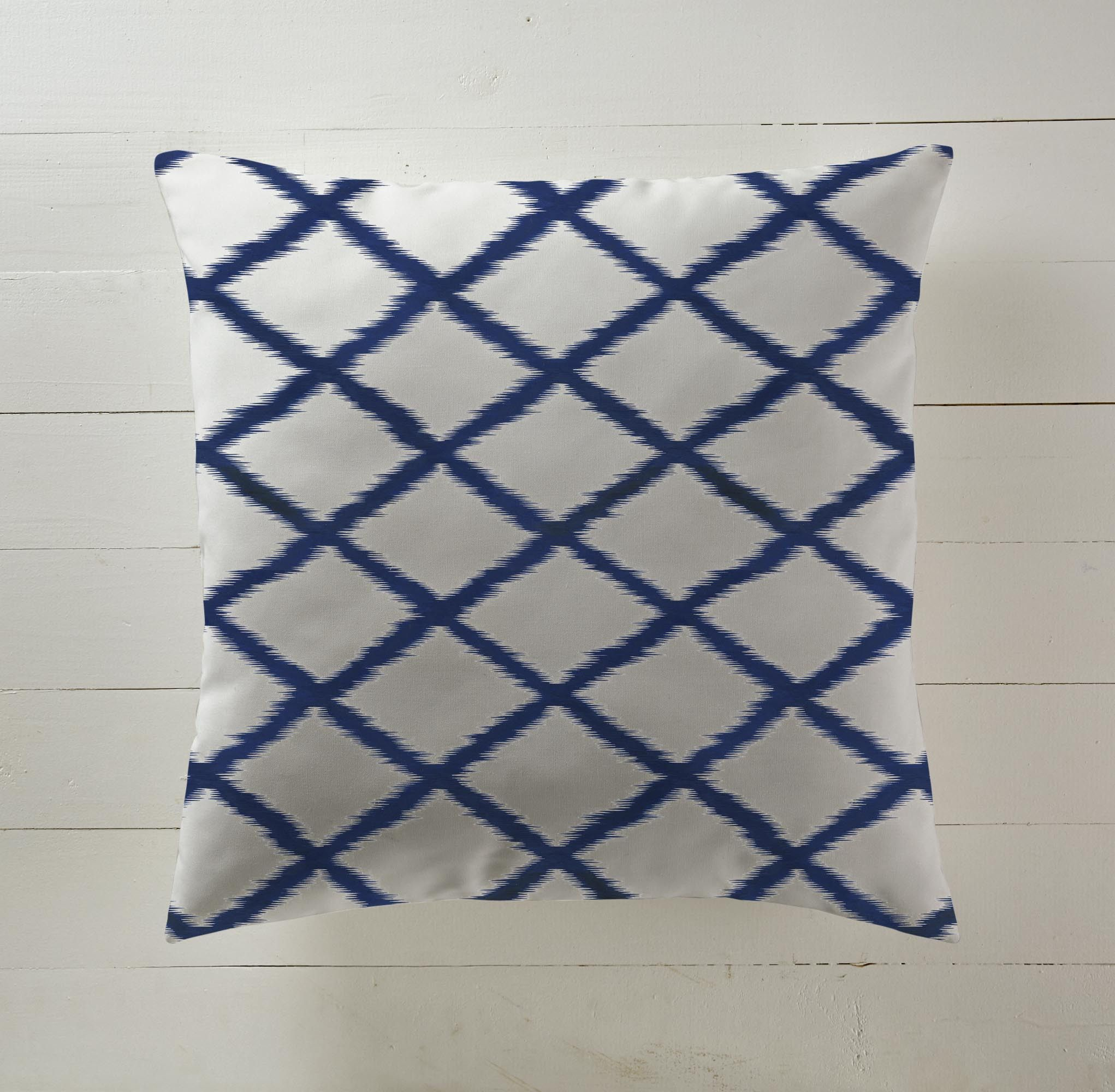 Batik diamond grid
