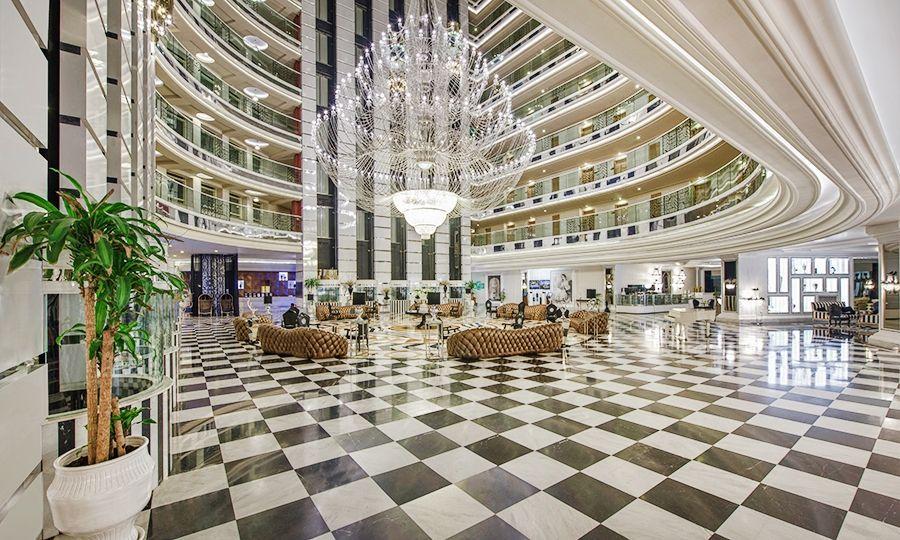 Hotel Delphin Imperial Lara Booking Info Imperial Hotel Antalya