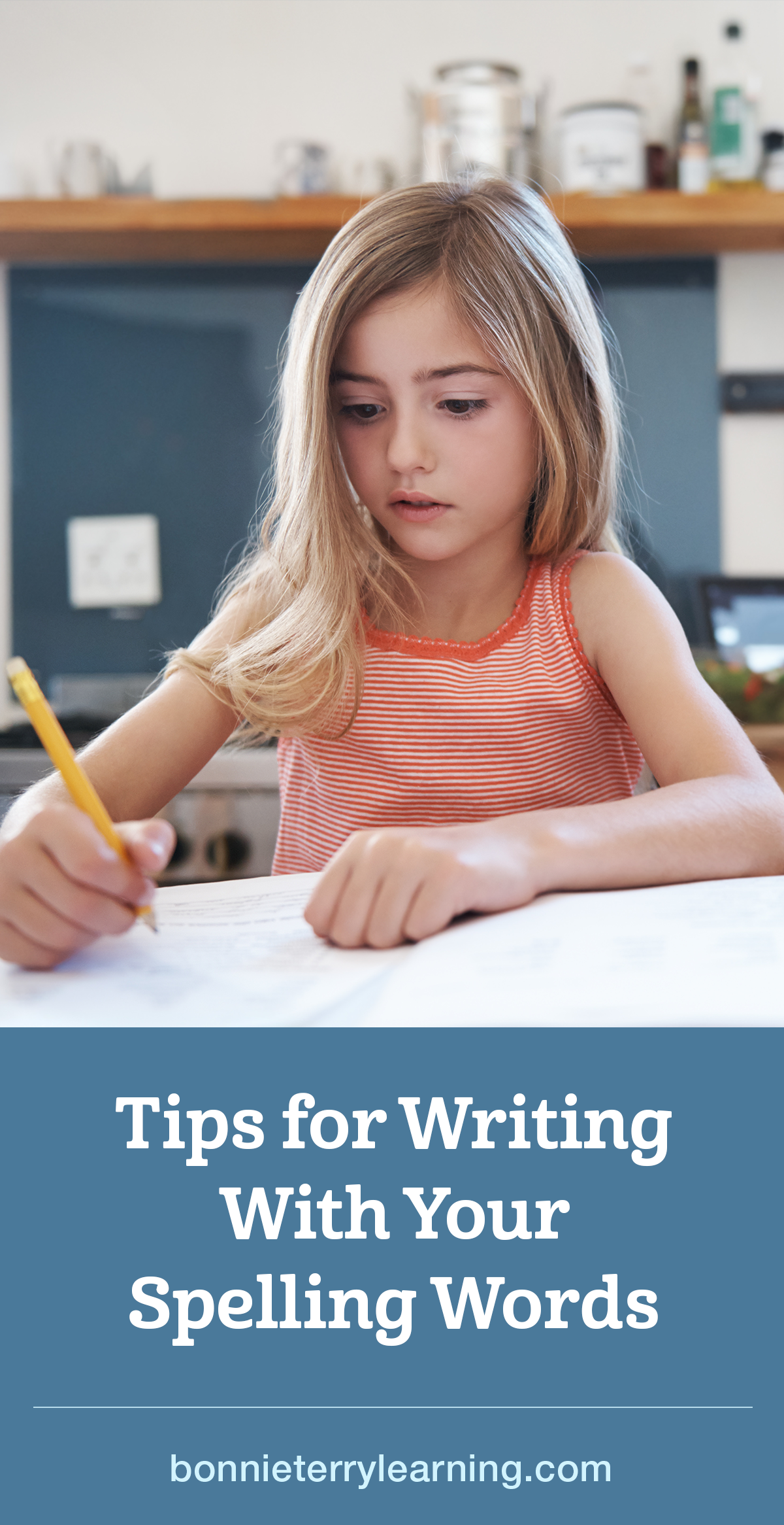 Tips For Writing Sentences And Stories With Your
