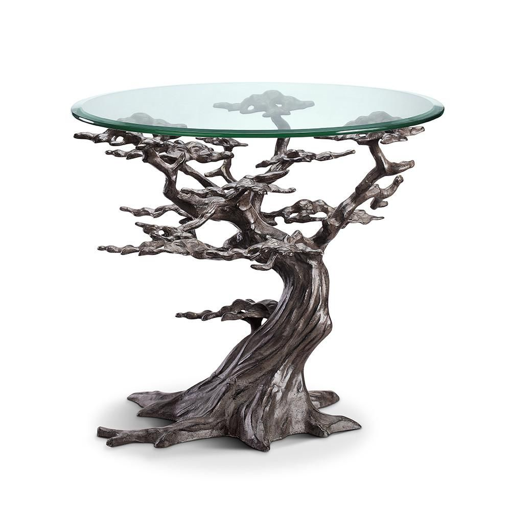 SPI Home Cypress Tree End Table Item: 34210