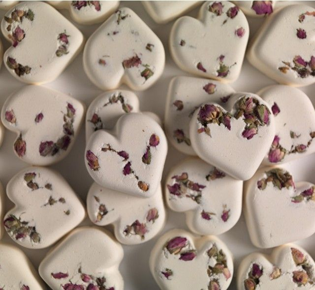 #LUSH Tisty Tosty Bath Bomb ~ An enchanting, rose-scented spell made with the scent of rose and orris root to ease tension and give people happy, positive feelings (just like falling in love)<3 #cs~