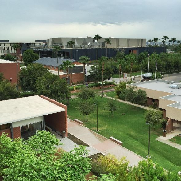 Grand Canyon University Is A College That Offers Online