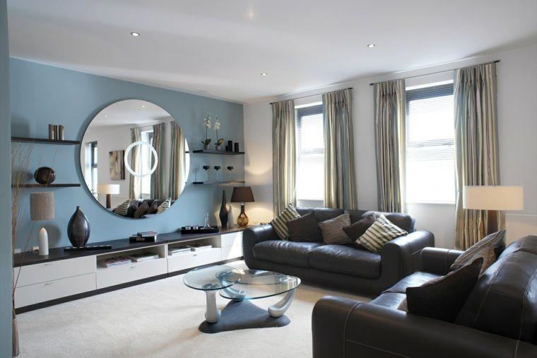 d co murale salon en 50 id es originales et modernes deco murale salon et id es originales. Black Bedroom Furniture Sets. Home Design Ideas