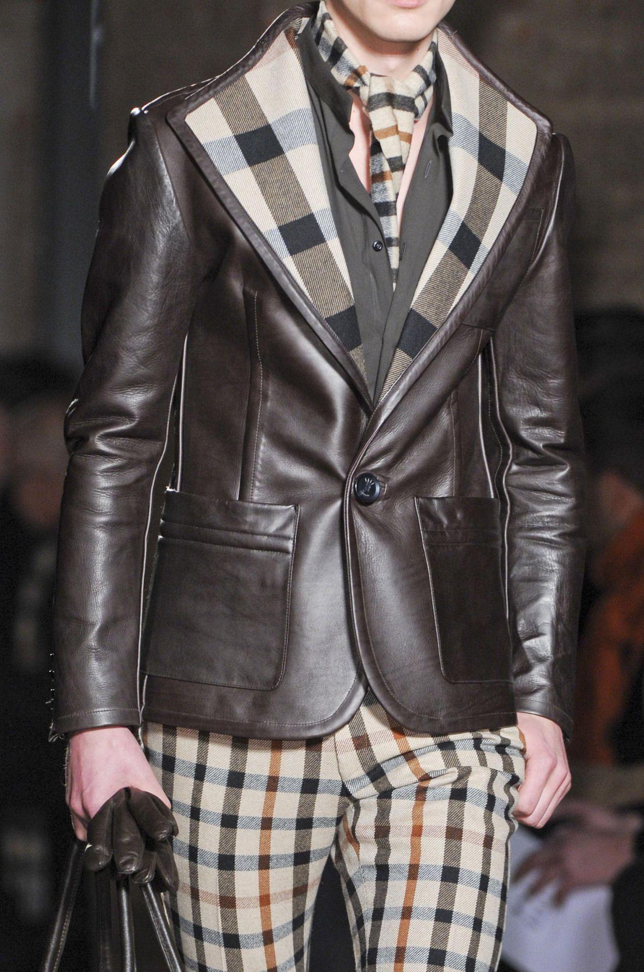 Daks F/W 2013 Menswear Milan Fashion Week