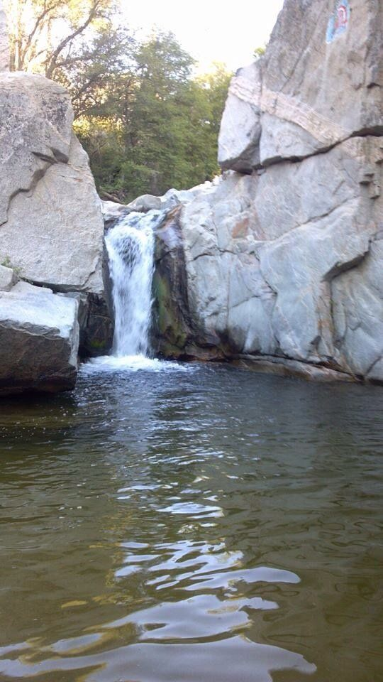 Aztec #WaterFalls - Lake #Arrowhead, #CA , United States